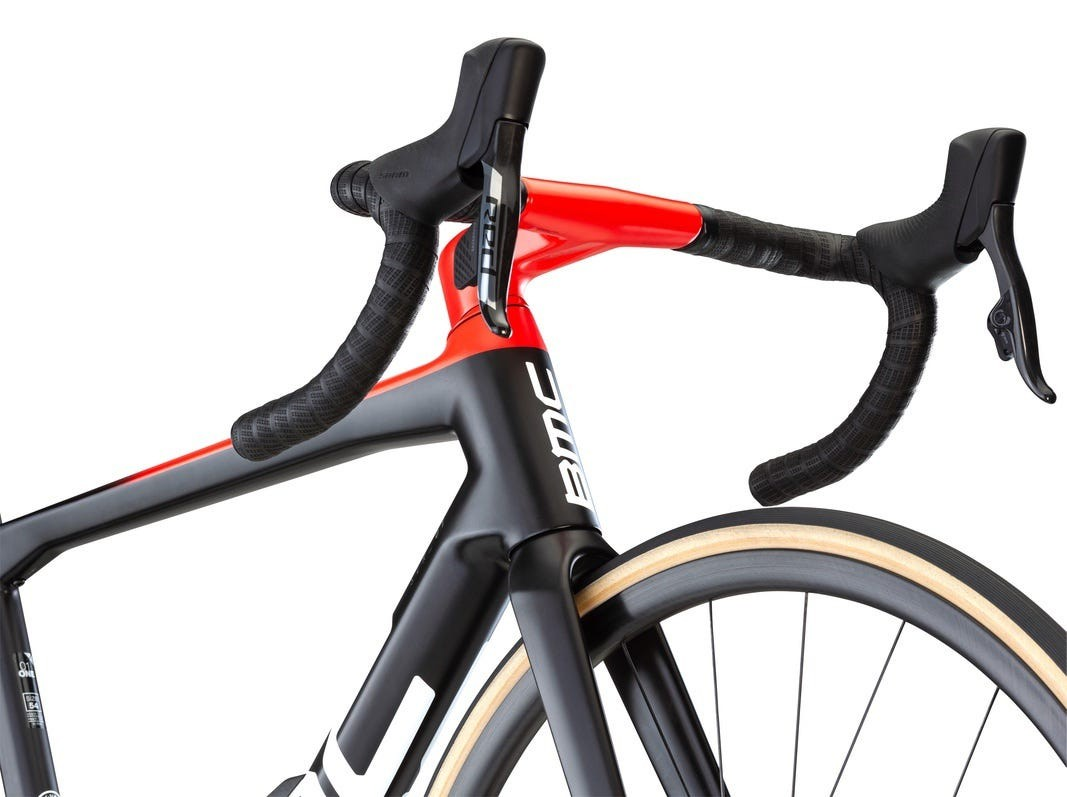 BMC TEAM MACHINE SLR01 ONE AXS BLACK/RED 2021